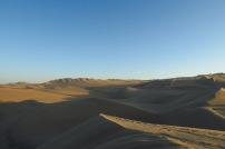 Las dunas de Huacachina